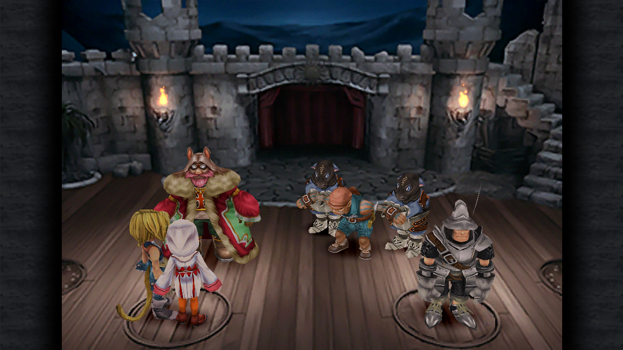 Final Fantasy IX Steam screenshot