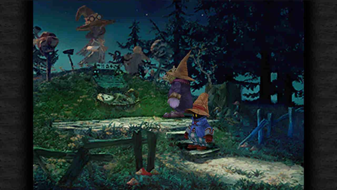 Final Fantasy IX PC Vivi screenshot