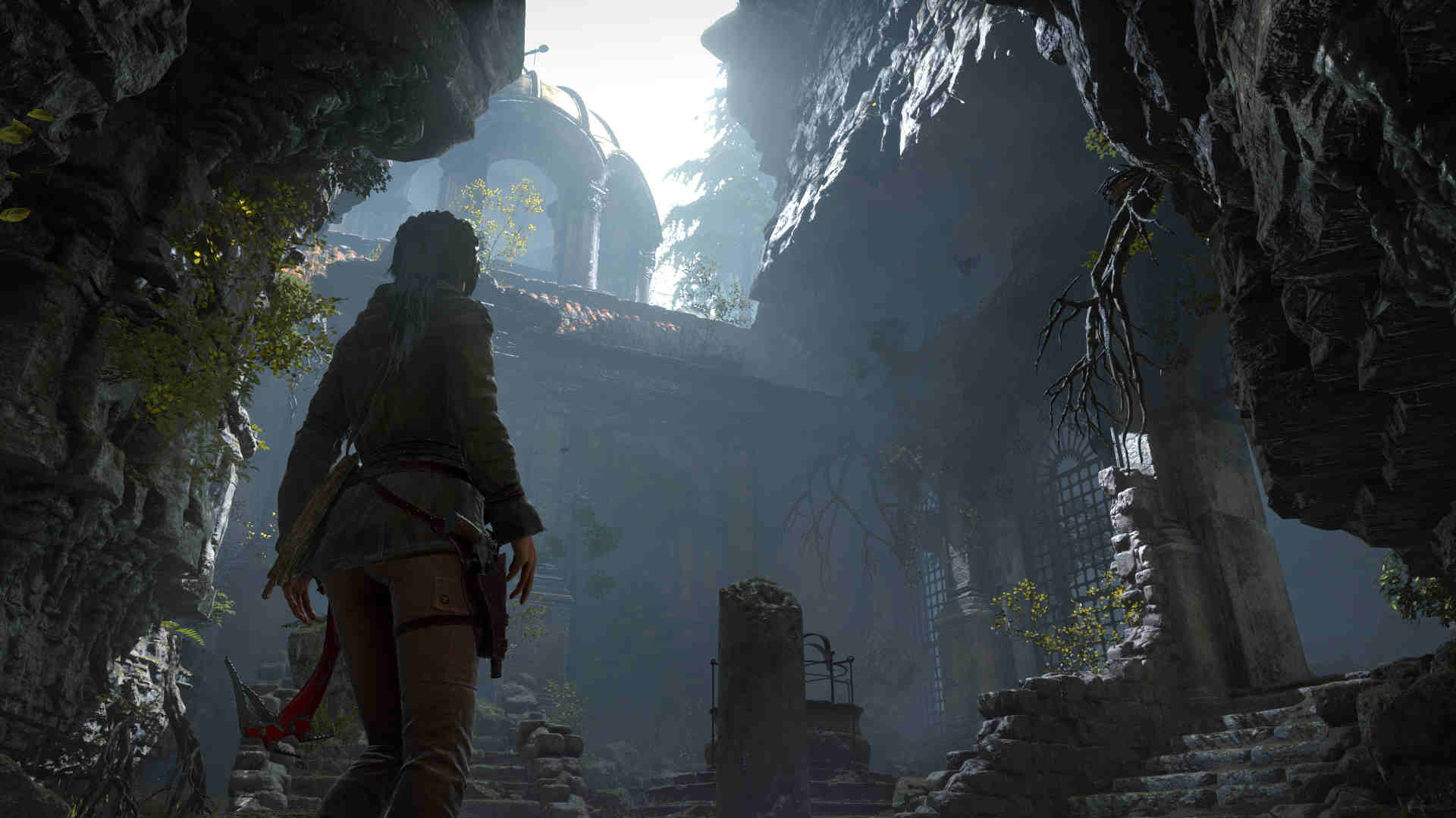 Rise of the Tomb Raider PC screenshot