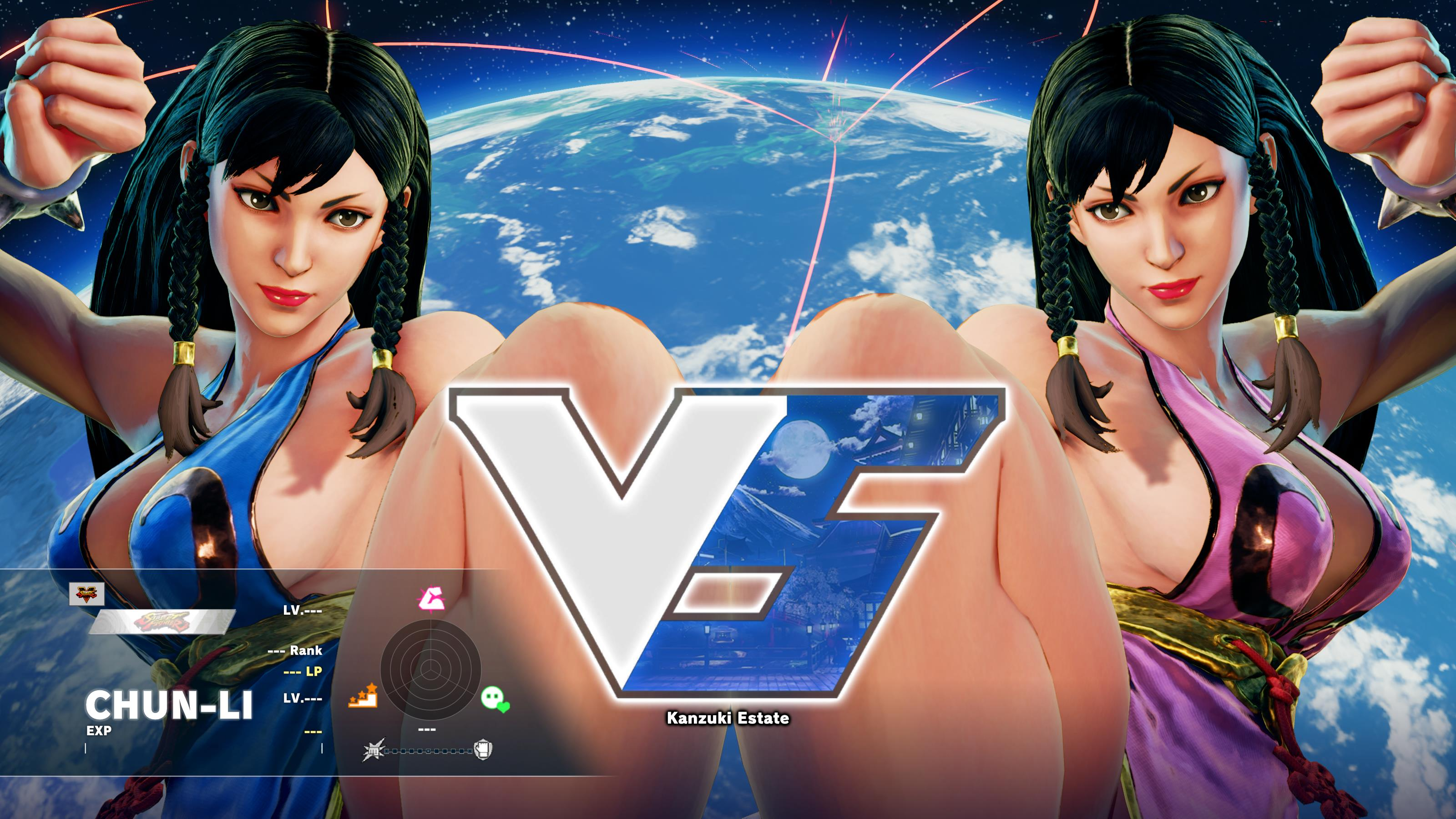 Street Fighter V Chun-Li Alternate