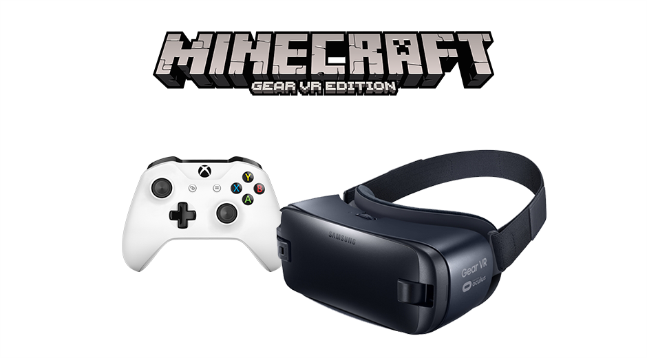 Gear VR Xbox One Controller
